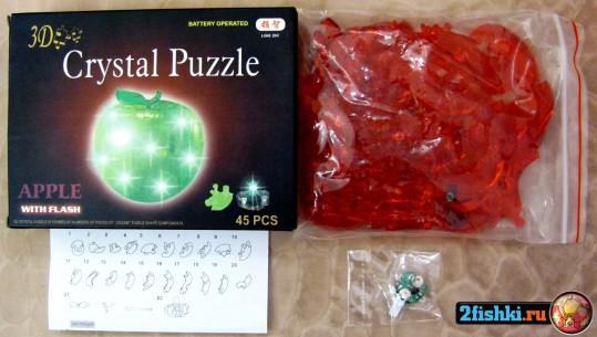 Crystal Puzzle Инструкция