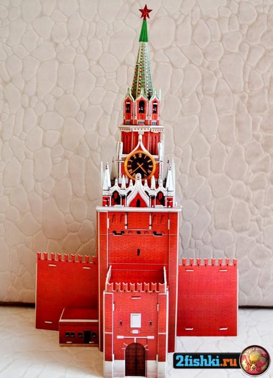 Как сделать кремлевскую башню