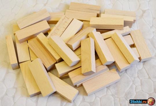 Как называется игра с деревянными брусочками